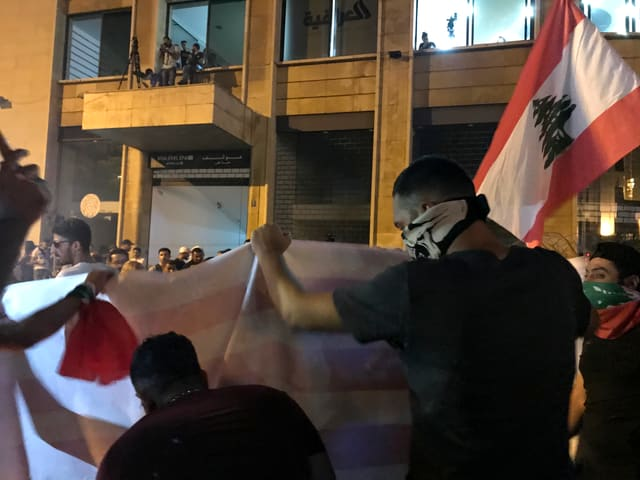 Proteste in Libanon
