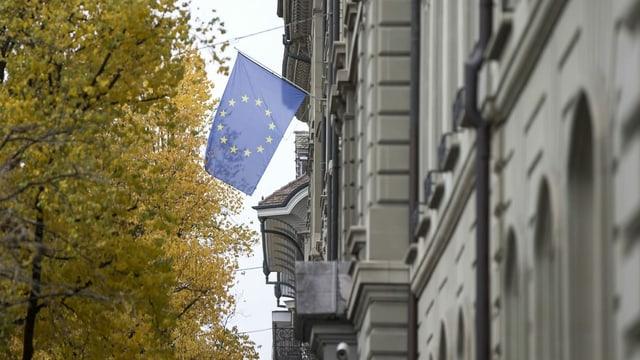 Die EU-Botschaft in der Schweiz
