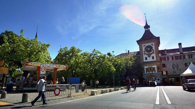 Berntor in Murten