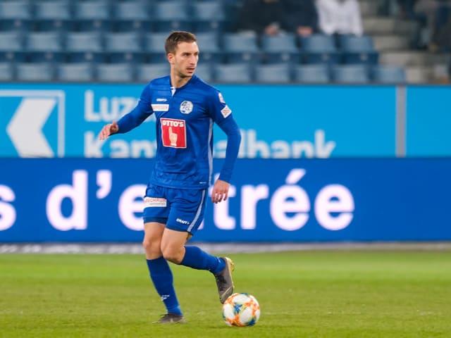 News aus der Super League - Luzerns Kakabadse länger out