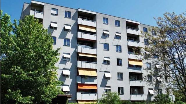 Das aktuelle Mietstreitobjekt Wittlingerstrasse