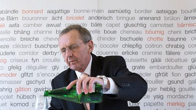 Der Präsident der Juradelegation des bernischen Regierungsrats, Philippe Perrenoud, hat Gutachten in Auftrag gegeben.