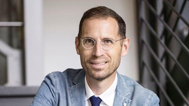 Stil-Experte Jeroen van Rooijen.