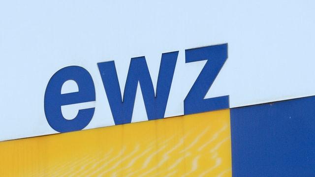 Logo da la EWZ.