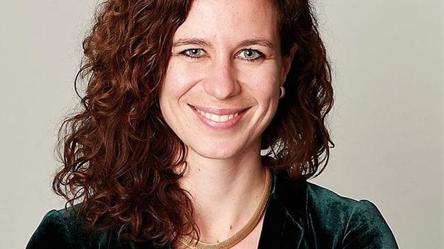 Porträt Sarah Genner