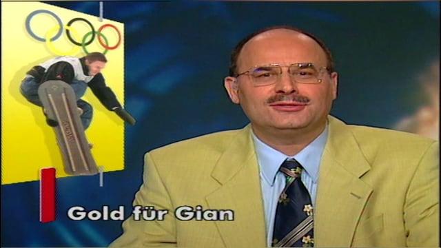 Laschar ir video «Gian Simmen - Oz avant 20 onns»