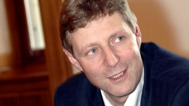 Der Systembiologe Prof. Dr. Ernst Hafen vom Institut für Molekulare Systembiologie an der ETH Zürich.
