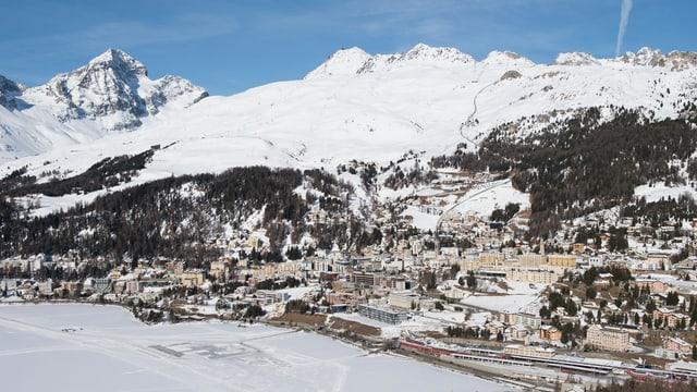 San Murezzan è ina da las 12 vischnancas da la regiun Malögia.