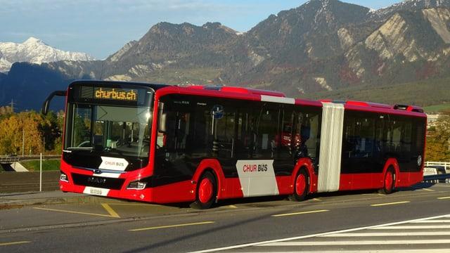 in bus cotschen è parcà
