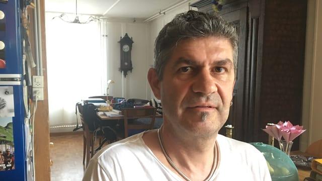 Hannes Käser - vor 30 Jahren Aktivist gegen Rechtsradikale