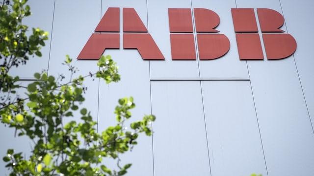 Logo dal concern ABB.