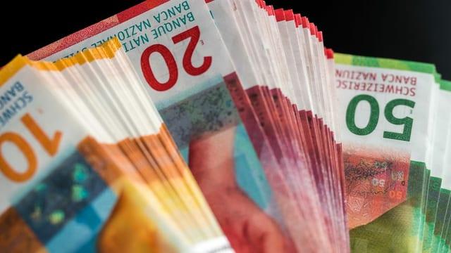 Bancnotas.