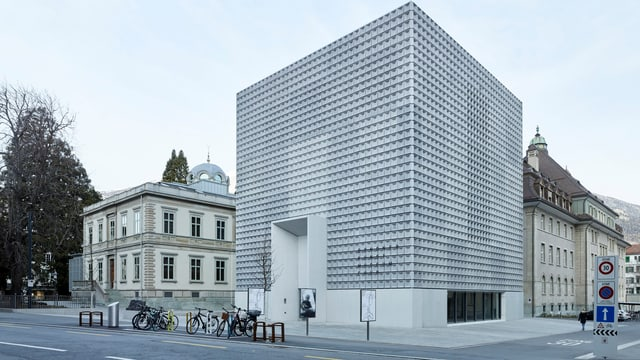Las chasas dal Museum d'art dal Grischun.