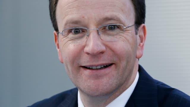 Porträt von Ulf Mark Schneider.