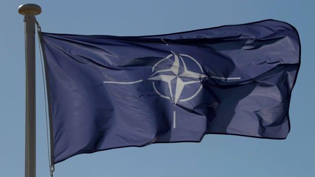 Bandiera da la NATO.