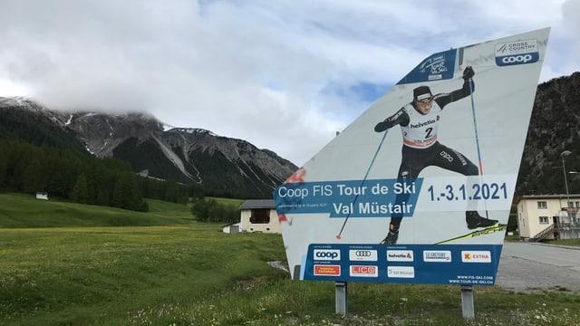 Tour de ski er 2021 a Tschierv