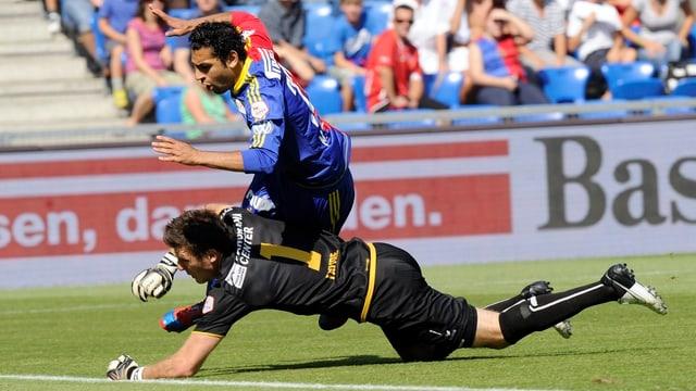 Kann der FC Thun den Lauf des FC Basels stoppen?