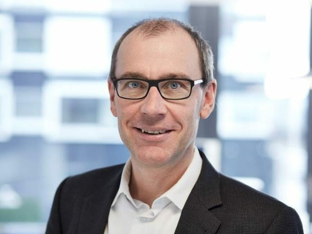 Jean-Philippe Kohl, il vicedirectur e responsabel per la politica economica da l'Associaziun svizra da l'industria da maschinas SWISSMEM