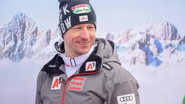 Hannes Reichelt.