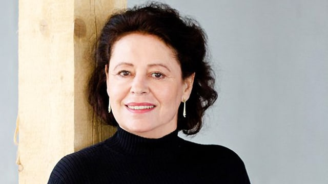 Porträtbild von Schauspielerin Pia Hänggi.