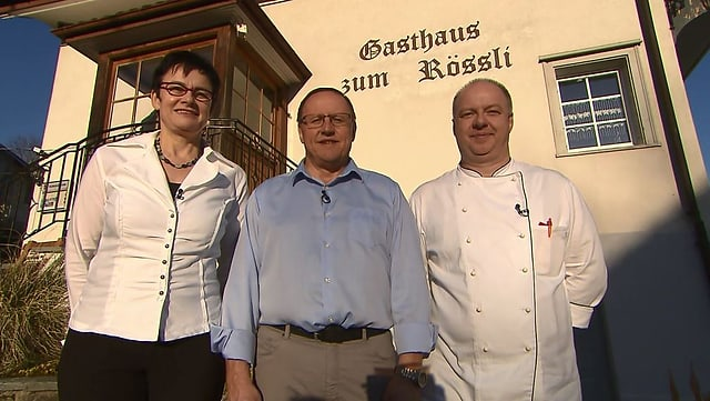 Video «Kanton St. Gallen – Tag 3 – Gasthaus zum Rössli, Goldingen» abspielen