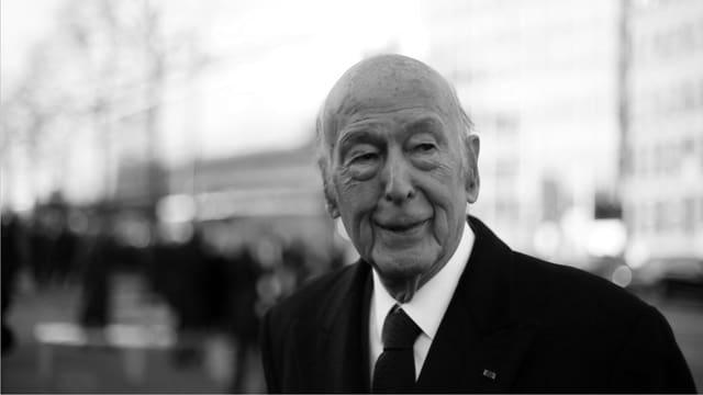 purtret da GValéry Giscard d'Estaing.