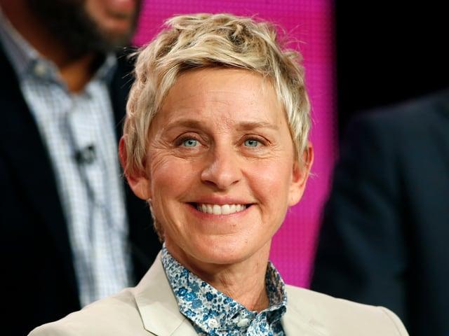 Ellen DeGeneres feiert am 26. Januar ihren 60. Geburtstag.