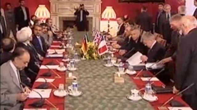 Rückblick: Atomstreit mit Iran