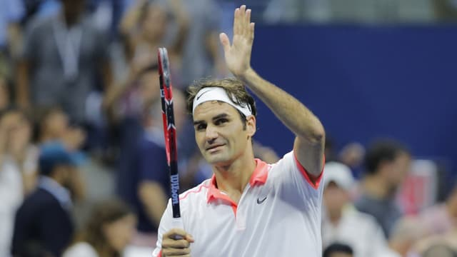 Roger Federer, giugader da tennis