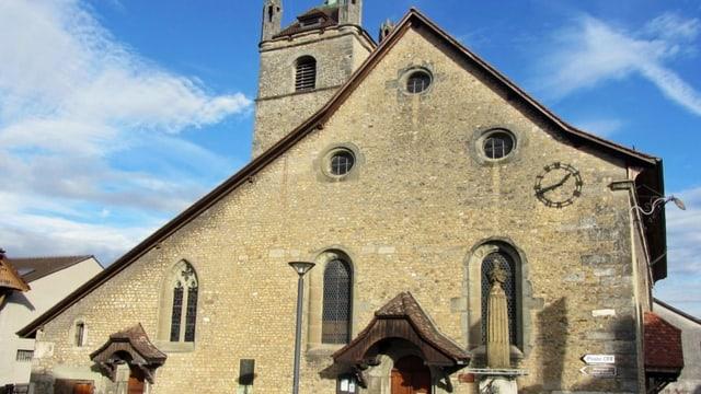 Video «Evangelisch-reformierter Pfingstgottesdienst aus Bellinzona/TI» abspielen