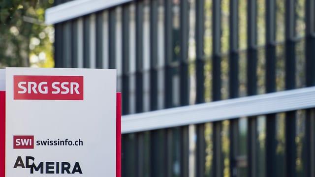 Admeira ist die gemeinsame Werbevermarktungsfirma der SRG mit Swisscom und dem Ringier-Verlag.