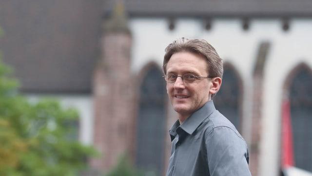 Porträt Lukas Langlotz