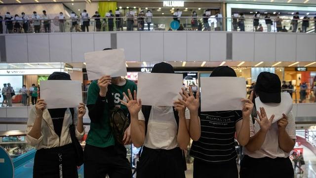 Keine Kaution für den ersten festgenommenen Aktivisten
