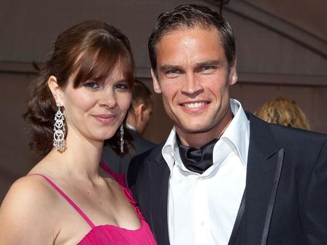 Renzo und Ladina Blumenthal