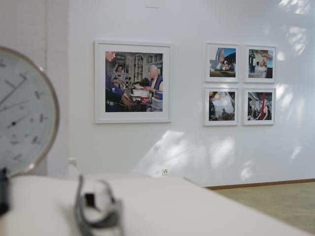 Eine Ausstellung