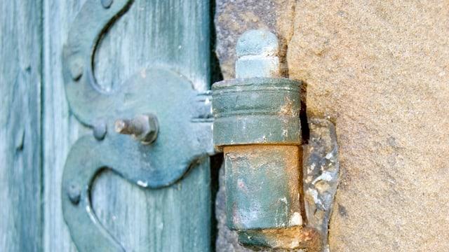 Was tun, wenn Türen knarren und quietschen?