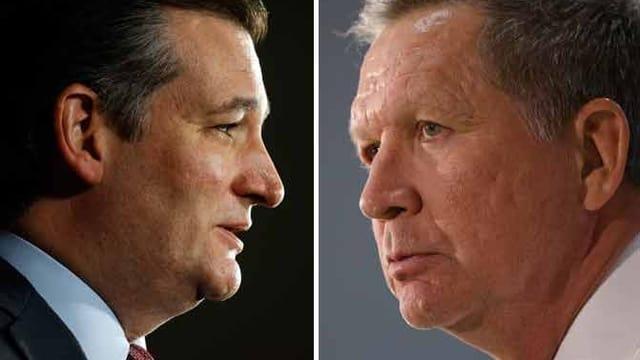 Ted Cruz und John Kasich