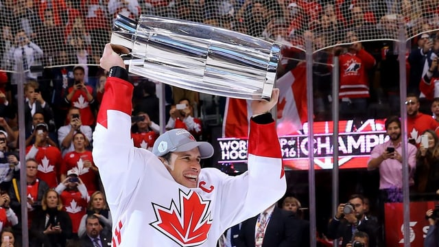 «MVP» Sidney Crosby.