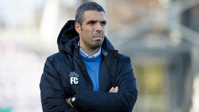 Lausanne-Coach Fabio Celestini.