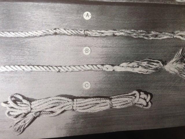 Drei Seile