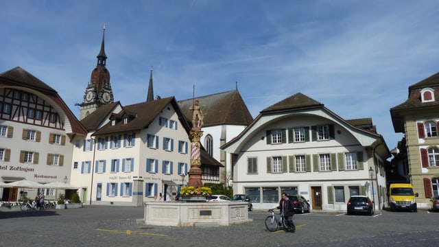 Altstadt Zofingen