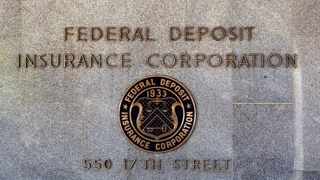 Emblem der FDIC