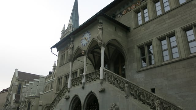 Das Berner Rathaus