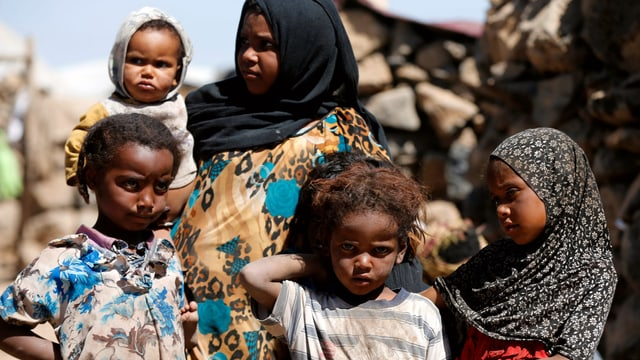 «Jemen muss Frieden bekommen»