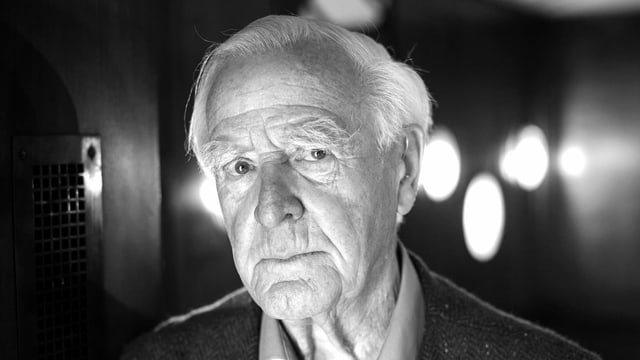 John le Carré.