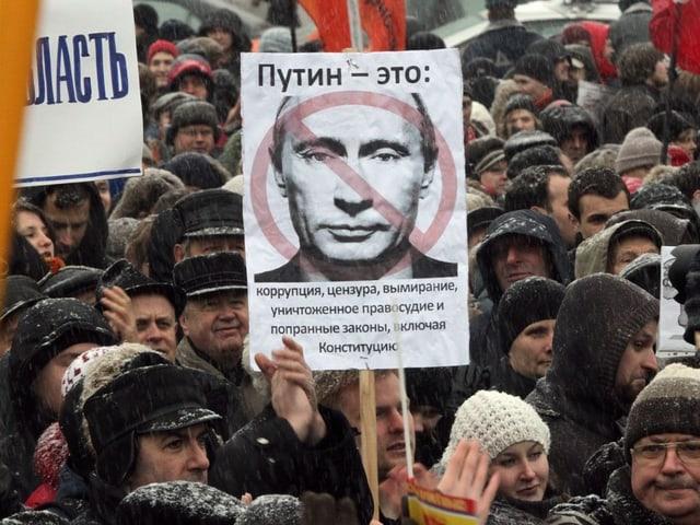 Anti-Putin-Demo