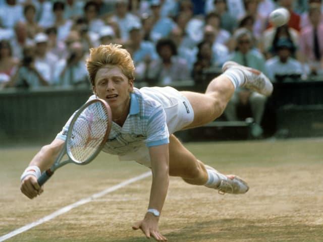 Der Becker-Hecht 1985.