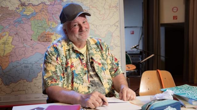 Peach Weber: «In der Schule ist mir alles leicht gefallen» (Artikel enthält Video)