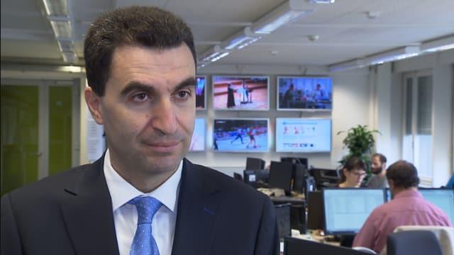 Anastassios Frangulidis im Interview