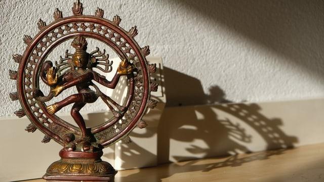 Yoga-Gott Shiva